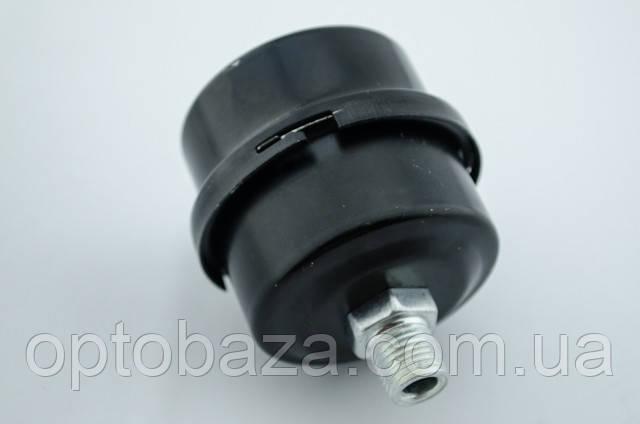 Воздушный фильтр (металл) большой G1/4 для компрессоров