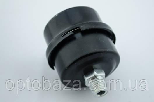 Воздушный фильтр (металл) большой G1/4 для компрессоров, фото 2