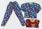 Пижама детская на байке