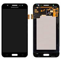 Дисплей для Samsung J500F/DS Galaxy J5, J500H/DS Galaxy J5, J500M/DS Galaxy J5 + с сенсором (тачскрином) Black