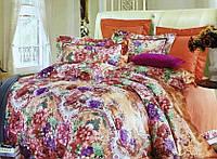 Жаккардовое постельное белье Гобелен Prestij Textile 50438