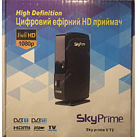 Цифровой эфирный ресивер SkyPrime V Т2