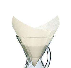 Фільтри Chemex square paper filter