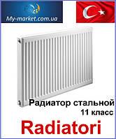 Радиатор стальной  Radiatori 500/11/400, фото 1
