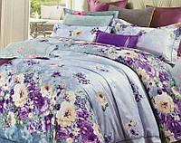 Жаккардовое постельное белье Гобелен Prestij Textile 85478