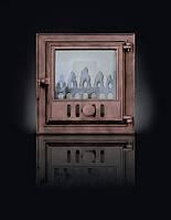 Дверка чугунная (36х39 см/ 27х30 см)