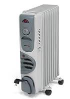 Радиатор масляный AFTRON на 9 секций c вентил. (AFOR9500F)