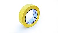 Скотч малярный желтый, 30 мм*50 м