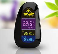 Метеостанция часы  Камень или Булыжник с наружным блоком с LED дисплеем