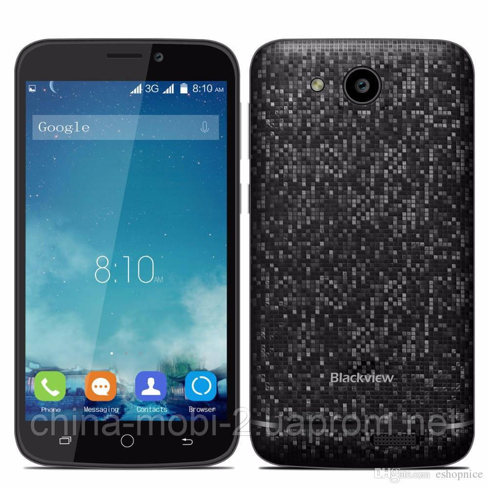 Смартфон Blackview A5 8Gb Black