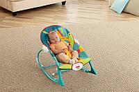 Fisher Price Кресло качалка до 18 кг Infant-To-Toddler Rocker
