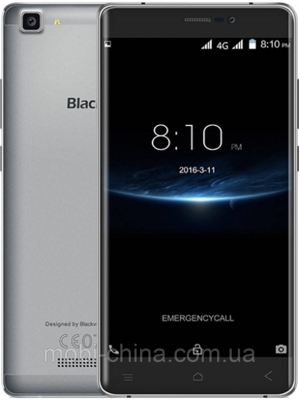 Смартфон Blackview A8 MAX 16GB Stardust Grey