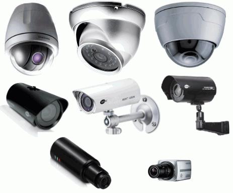 Видеонаблюдение, системы безопастности