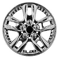 Колпаки колесные хромированные Winjet WJ-5001-C R13