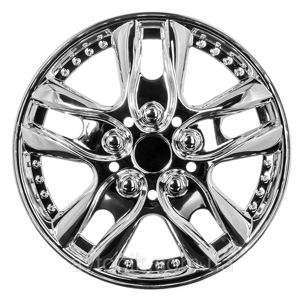 Колпаки колесные Winjet 5001-C R14 (хром) R-3724