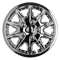 Колпаки колесные Winjet WJ-5004-C R13 (хром)