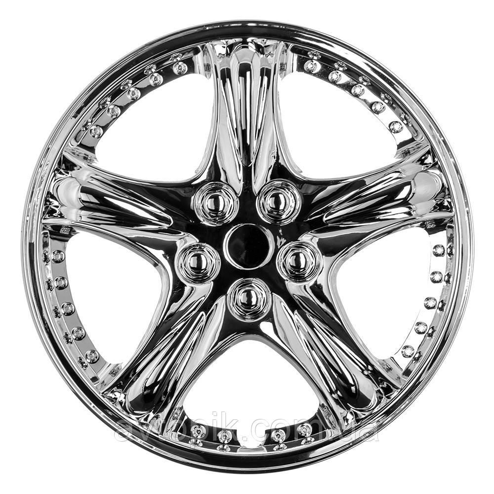 Колпаки колесные хромированные Winjet WJ-5006-C R13 R-3720