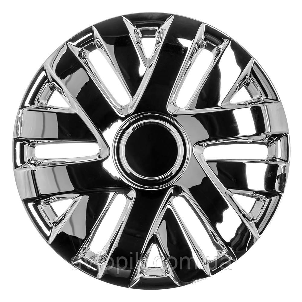 Колпаки колесные хромированные Winjet WJ-5062-C R13 R-3709