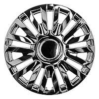 Колпаки колесные Winjet WJ-5063-C R13 (хром)