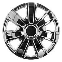 Колпаки колесные Winjet WJ-5076-C R14 (хром)