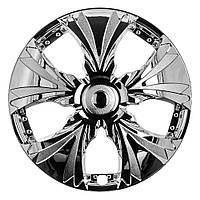 Колпаки колесные Winjet WJ-T002-C R15 (хром)