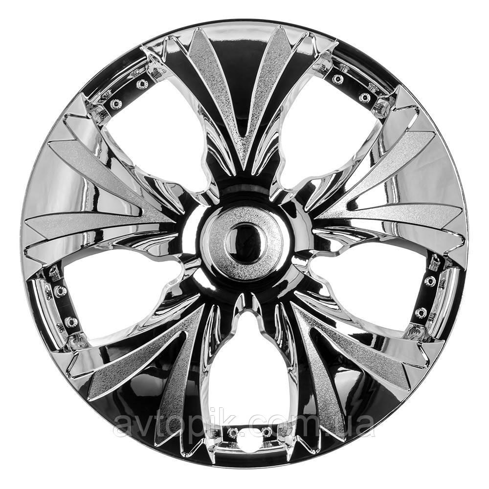 Колпаки колесные Winjet T002-C R13 (хром) R-3716