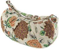 Молодежная женская сумка из текстиля Traum 7216-03, коричневый