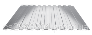Профнастил ПС 8, оцинкованный (0,50мм толщина)
