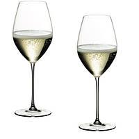 Набор бокалов для шампанского Riedel Veritas 445 мл 2 шт 6449/28, фото 1