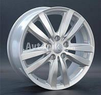 Литые диски Replay Mitsubishi (MI29) R17 W6.5 PCD5x114.3 ET46 DIA67.1 (silver)