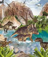 """Фотообои """"Динозавры"""""""
