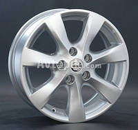 Литые диски Replay Nissan (NS72) R16 W6.5 PCD5x114.3 ET40 DIA66.1 (silver)