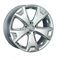 Литые диски Replay Subaru (SB15) R17 W7 PCD5x100 ET48 DIA56.1 (silver)