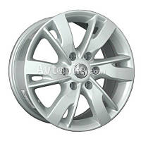 Литые диски Replay Nissan (NS147) R18 W8 PCD6x139.7 ET35 DIA77.8 (silver)