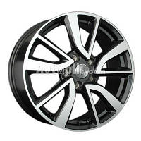 Литые диски Replay Nissan (NS146) R17 W7 PCD5x114.3 ET40 DIA66.1 (BKF)