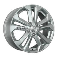 Литые диски Replay Nissan (NS151) R17 W7 PCD5x114.3 ET40 DIA66.1 (silver)