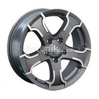 Литые диски Replay Suzuki (SZ6) R17 W6.5 PCD5x114.3 ET45 DIA60.1 (GMF)