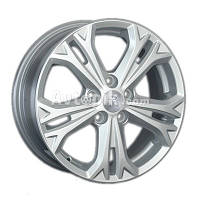 Литые диски Replay Ford (FD50) R16 W6.5 PCD5x108 ET50 DIA63.3 (silver)
