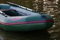 Очередное выездное тестирование надувных гребных лодок VULKAN.