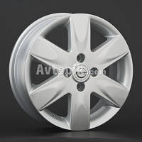 Литые диски Replay Nissan (NS43) R15 W5.5 PCD4x100 ET50 DIA60.1 (silver)