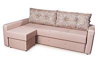 Угловой диван Валенсия пуф