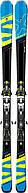 Горные лыжи Salomon S XACE SW + S Z12 Speed black/Blue/yellow (MD)