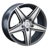 Литые диски Replay Mercedes (MR72) R16 W7 PCD5x112 ET33 DIA66.6 (GMF)