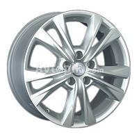 Литые диски Replay Toyota (TY130) R17 W7 PCD5x114.3 ET39 DIA60.1 (silver)