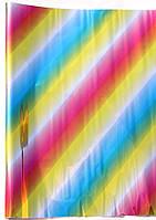 Фольга (металлизированный целлофан) - Радуга, 0,3кг