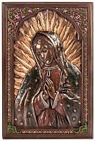 """Икона """"Дева Мария"""" 15х23 см"""