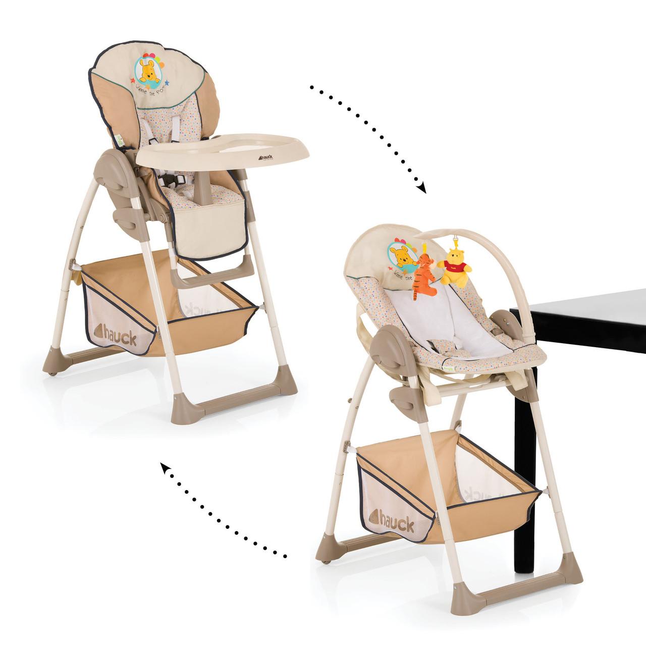 Стульчик для кормления с корзиной для игрушек Disney Baby Sit`n Relax