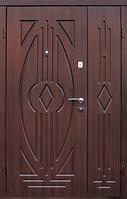 Входные двери полуторные Астория