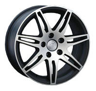 Литые диски Replay Audi (A102) R20 W9 PCD5x112 ET37 DIA66.6 (BKF)