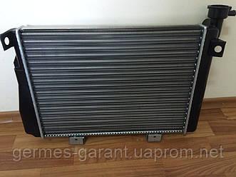 Радиатор вод. охлажд. ВАЗ 2107 (карб.) 2107-1301010